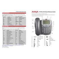 טלפון חכם AVAYA 5410